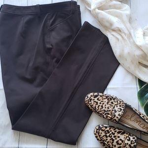 Ralph Lauren Straight Leg Brown Pants Sz 14